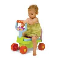 Jucarie multifunctionala - Prima mea masinuta 4 in 1 Taf Toys