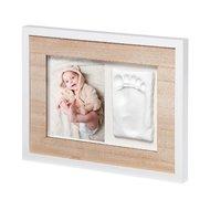 Rama Foto lemn cu amprenta Tiny Style Baby Art
