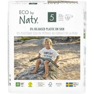 Scutece marimea 5, 22buc, 11-25kg, ECO by Naty