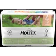 Scutece No. 2 MINI, 38 bucăţi, 3-6 kg, MOLTEX