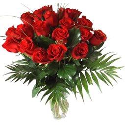 21 de trandafiri
