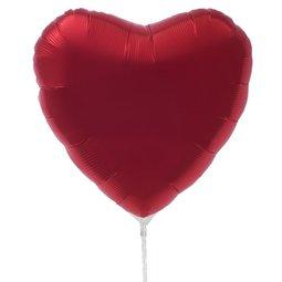 Balon folie inima