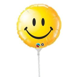 Balon Folie Smiley Face