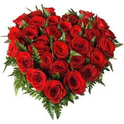 Din inima ... de trandafiri