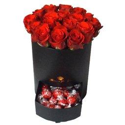 Miros de trandafiri si gust de ciocolata