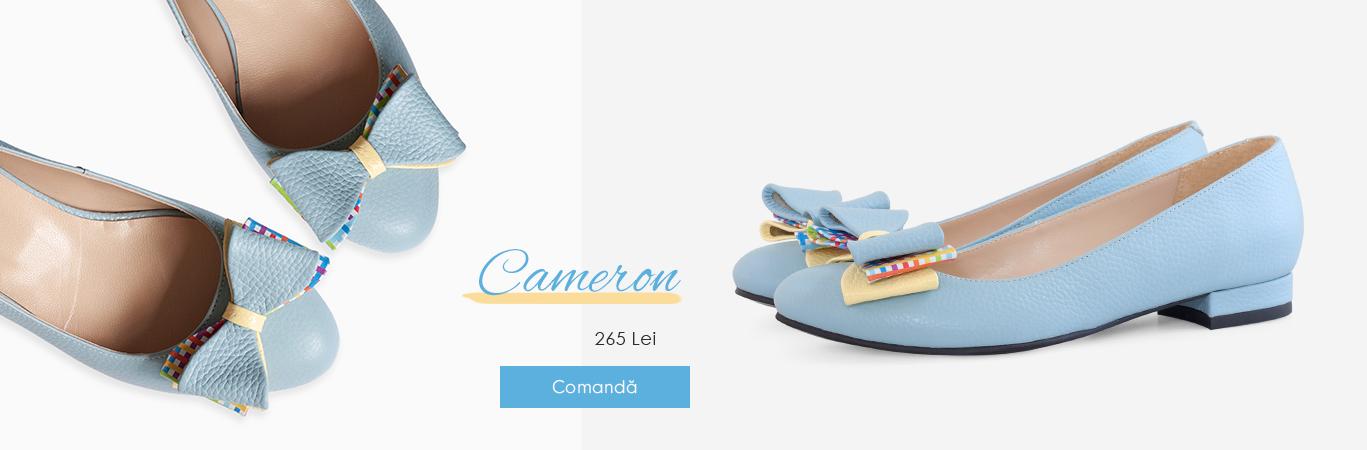 Balerini bleu Cameron