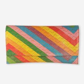 Plic din piele naturala Rainbow