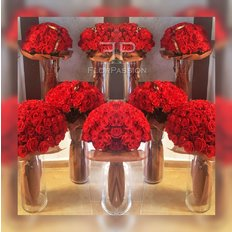 1001 Red Roses | Flowers Delivery to Milan