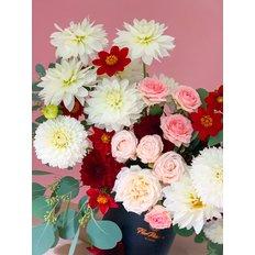 Amazing Dahlia FlorPassion Box