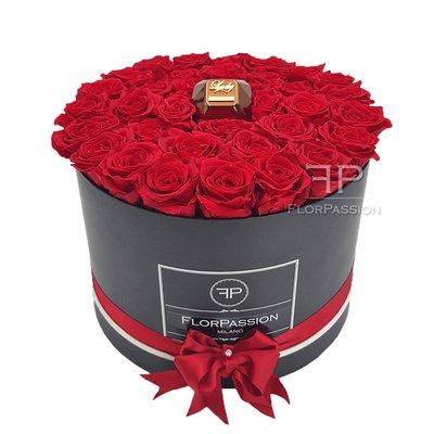 Amore Forever Box e Lady Million Perfume