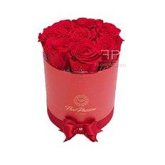 Box Rose Stabilizzate   Consegna Fiori Milano   FlorPassion