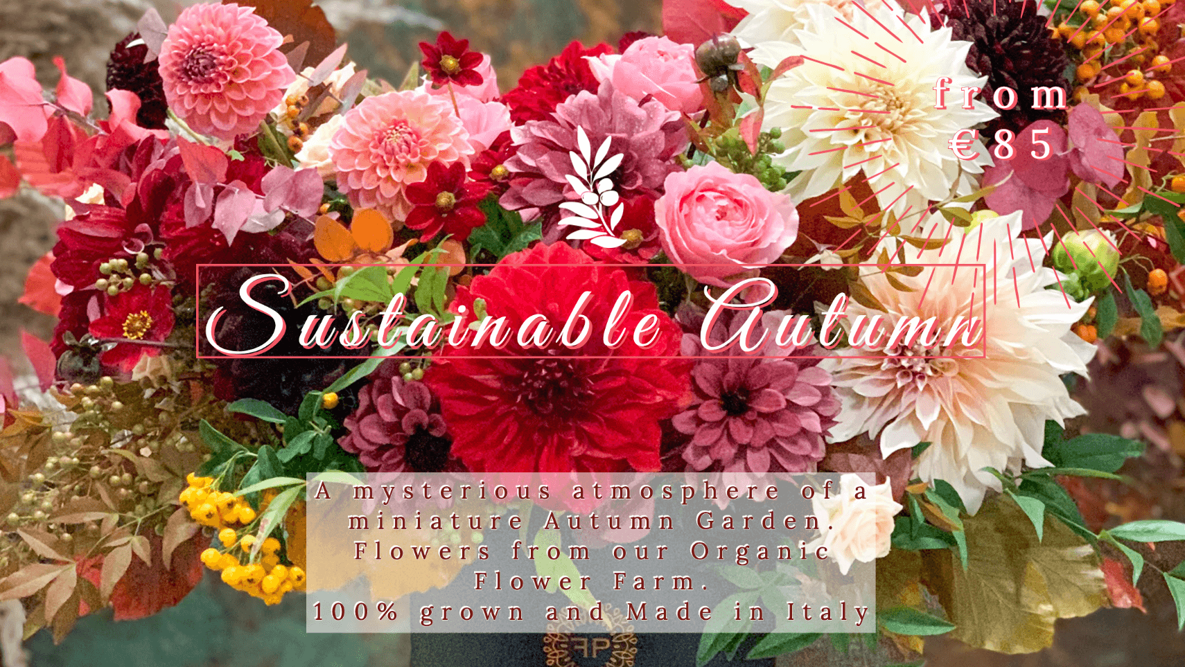 Joy Autumn Flowers Farmer Florist FlorPassion