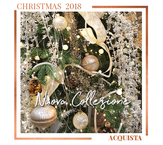 Christmas 2018 New Collection Milan Florist FlorPa