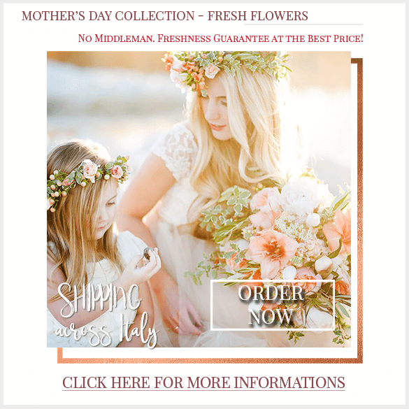 Mother's Day Flowers Sending Flower to Italy FlorP
