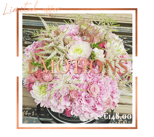 Emotions FlorPassion Box