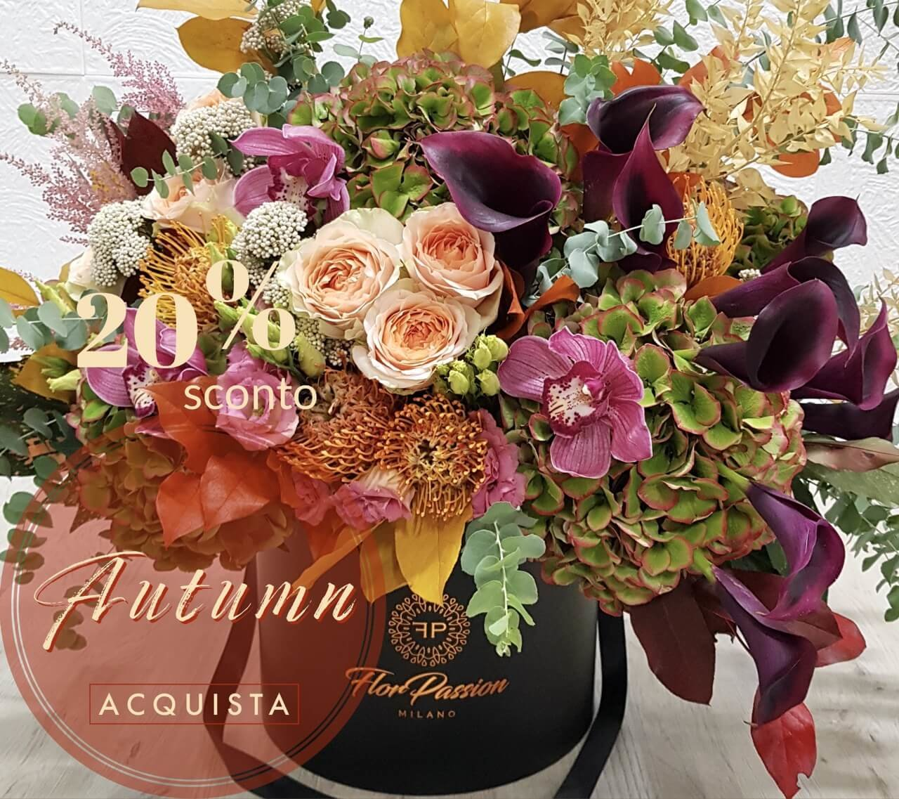 Autumn Box FlorPassion Milano