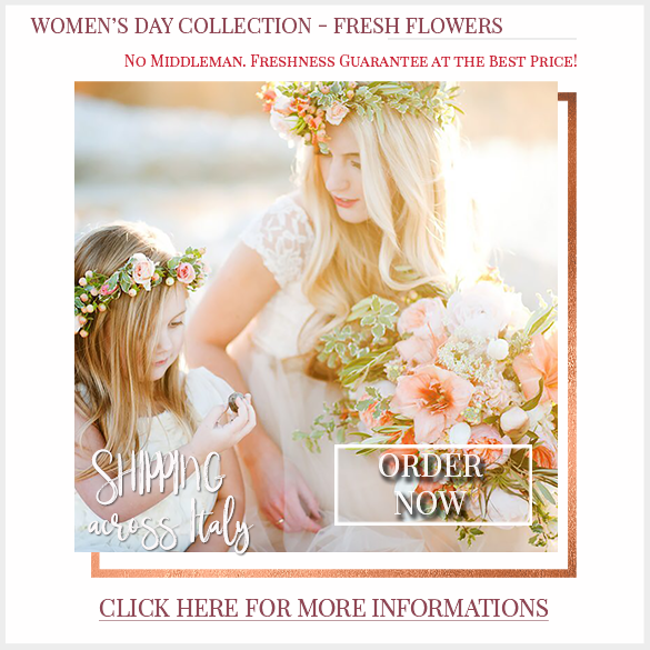 Flower Delivery Italy 8 March Luxury Florist FlorP