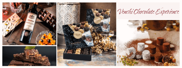 Venchi Chocolate Experience FlorPassion Milano