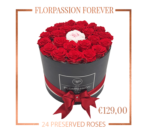 FlorPassion Forever Rose