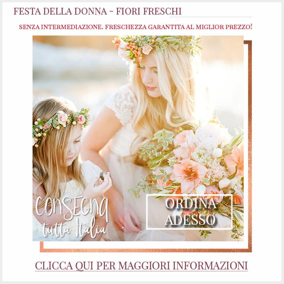 Consegna Fiori Milano 8 Marzo Fiorista FlorPassion