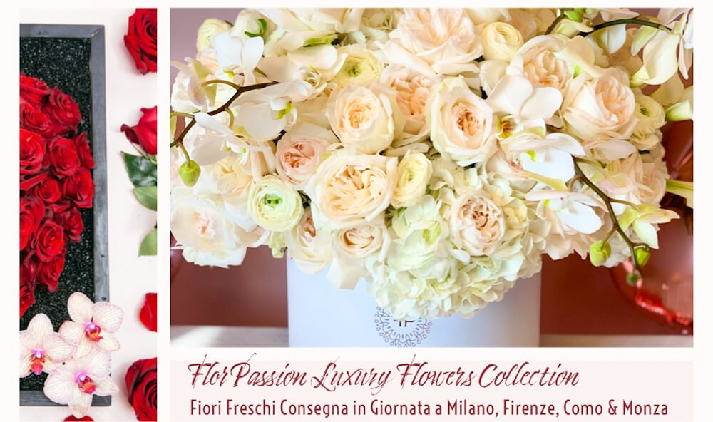 Consegna fiori in giornata FlorPassion