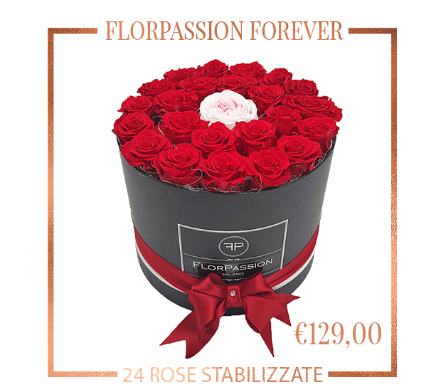 FlorPassion Forever Rose Box