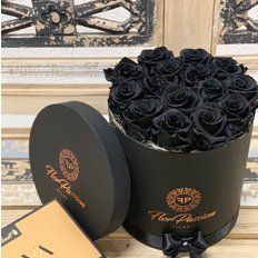 Lady in Black FlorPassion Forever Box