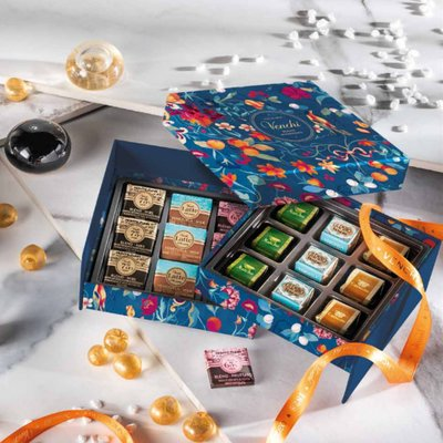 Cassettiera Regalo Venchi Cioccolatini Assortiti 156g
