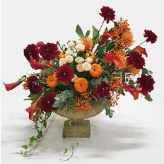 Luxury Flower Arrangement | Autumn Flowers | Milan Florist