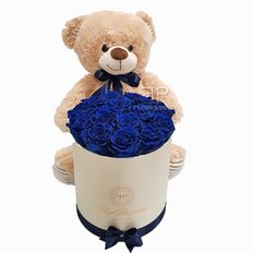 Preserved Roses | Valentine's Day | Send Flowers to Italy | Online Florist