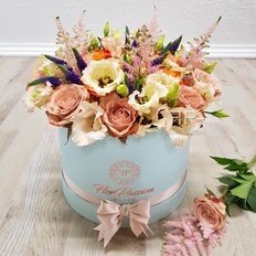 Flower Box Milan | Send Birthday Flowers | Local Florist Milan Italy
