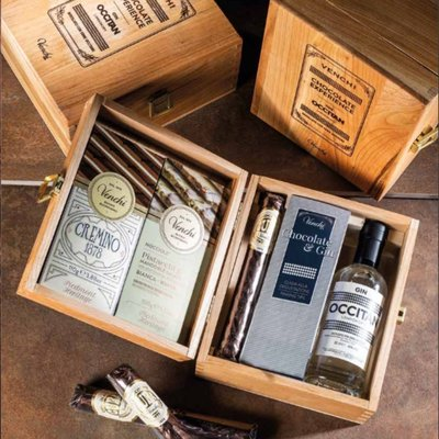Gift Box Venchi Gin Chocolate Experience