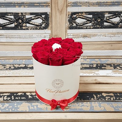 Lady in Red FlorPassion Forever Box