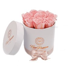 FlorPassion Preserved Rose Box | Same Day Flower Delivery to Milan
