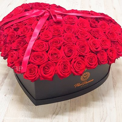 Love Heart FlorPassion Box