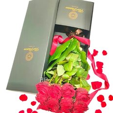 Love Kiss FlorPassion Box