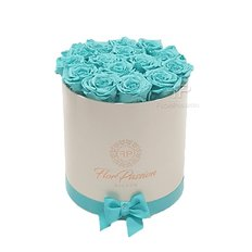 Box Rose Tiffany | Rose Stabilizzate | Fiorista Online | FlorPassion