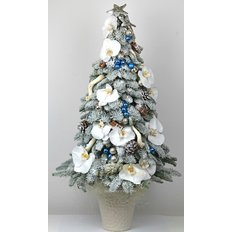 Luxury Christmas White Tree
