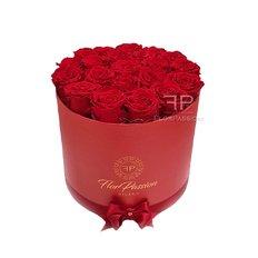 Rose Stabilizzate | Consegna Fiori a Domicilio | Box Rose Rosse