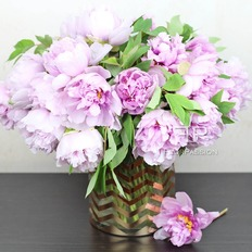 Pink Peony Delivery Milan and Monza | Best Local Florist FlorPassion