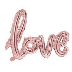 Rose Gold Balloon Valentines Day | Best Milan Local Florist FlorPassion
