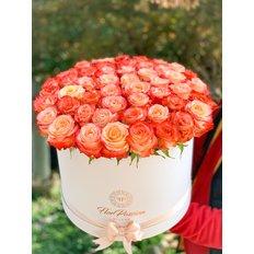 Rose Cabaret FlorPassion Box