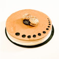 Torta Cioccolato Compleanno | Consegna Fiori e Dolci Milano Monza Como e dintorni