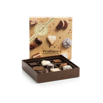 Venchi Pralines Selection Cofanetto 108g