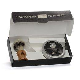 Kit Pamatuf, Piatra de Alaun, Sapun pentru Barbierit 150gr