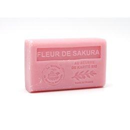 Sapun 125g cu Unt de Karité bio - FLOARE DE SAKURA