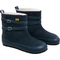 Adult wool boots NANOOK - Navy