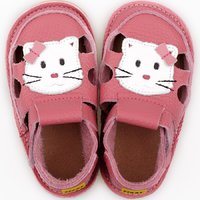 Barefoot kids sandals - Kitty