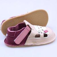 Barefoot kids sandals -