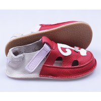 Barefoot kids sandals - Musette
